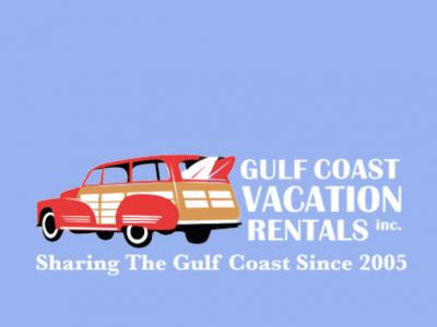 Gulf Coast Vacation Rentals Logo