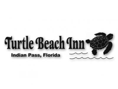 Turtle Beach Inn Indian Pass Logo